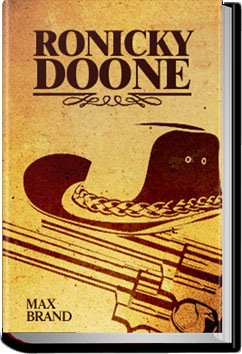 Ronicky Doone by Max Brand