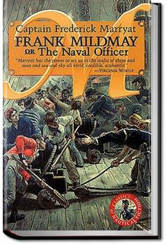 Frank Mildmay by Frederick Marryat