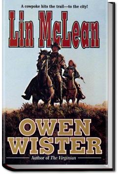 Lin McLean by Owen Wister