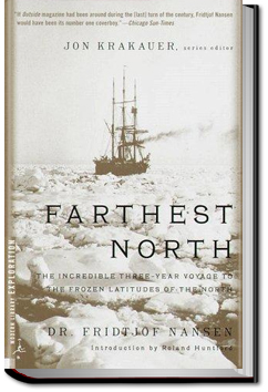 Farthest North - Volume 1 by Fridtjof Nansen