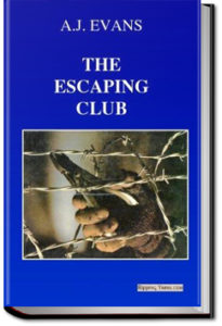 The Escaping Club by A. J. Evans