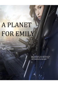 A Planet For Emily by Ms Lawson